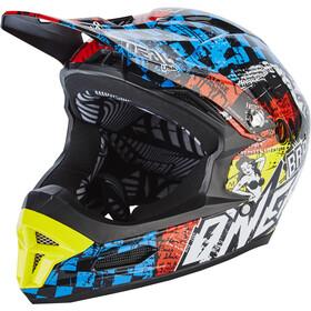 ONeal Fury RL Helmet Wild-multi
